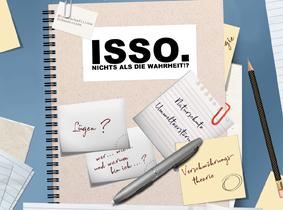 Link zu der Veranstaltung fragmente: Isso.