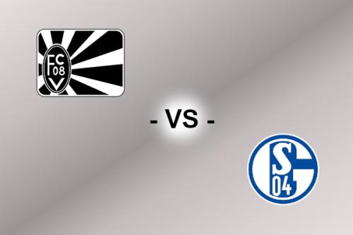 Link zu der Veranstaltung FC 08 Villingen - FC Schalke 04