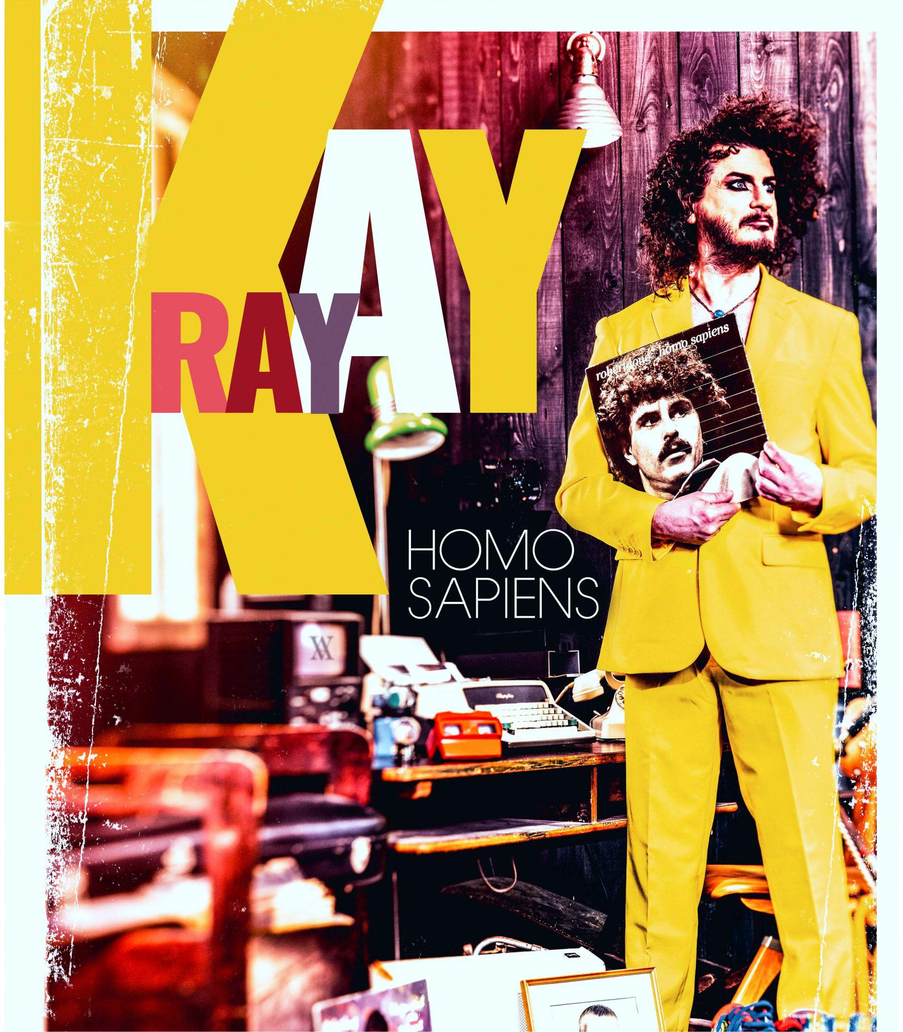 Link zu der Veranstaltung KAY RAY - HOMOSAPIENS