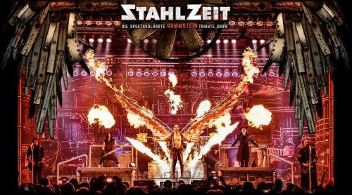 Link zu der Veranstaltung STAHLZEIT – SCHUTT + ASCHE TOUR...
