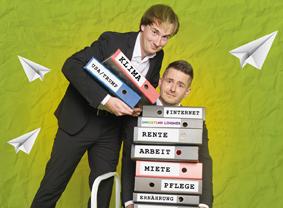 Link zu der Veranstaltung Martin Valenske & Henning Ruwe:...